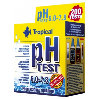 Tropical Tropfentest PH 6.0-7.8