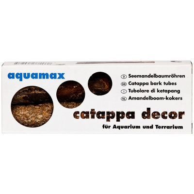 aquamax Catappa Decor - Seemandelbaum Röhre