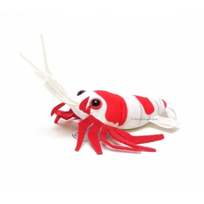 GreenPleco - Crystal Red Shrimp Plushie
