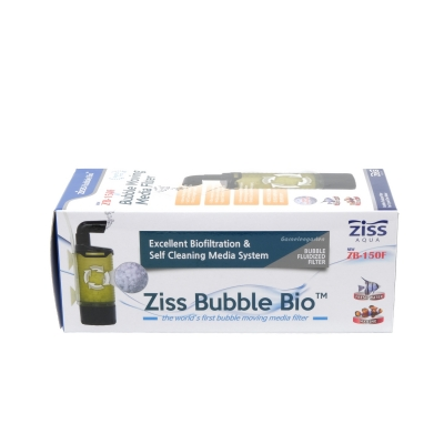 Ziss Bubble Moving Media Filter ZB-150F