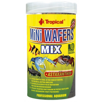 Tropical Mini Wafers Mix 250 ml