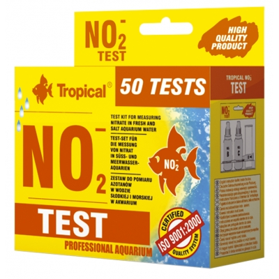 Tropical Tropfentest NO2 - Nitrit