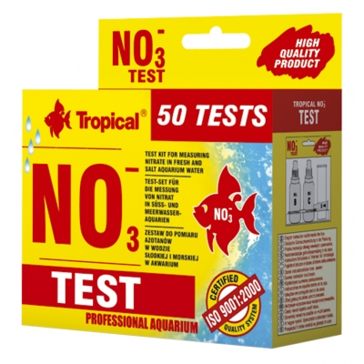 Tropical Tropfentest NO3 - Nitrat