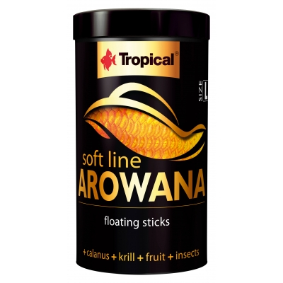 Tropical Soft Line Arowana Size L 100 ml
