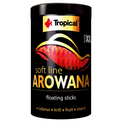 Tropical Soft Line Arowana Size XXL 1000 ml