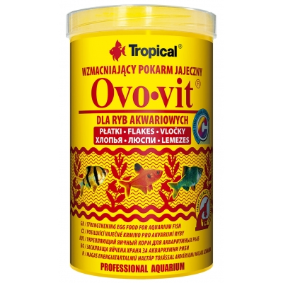 Tropical Ovo-Vit Flockenfutter 500 ml