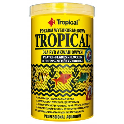 Tropical Tropical Flockenfutter 500 ml