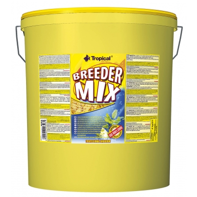 Tropical Breeder Mix Flockenfutter 11 Liter