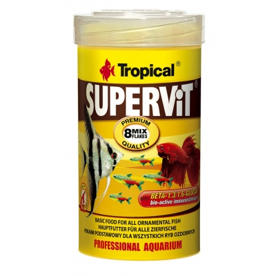Tropical Supervit Flockenfutter 5 Liter