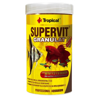 Tropical Supervit Granulat 10 l