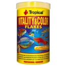Tropical Vitality & Color Flockenfutter 500 ml