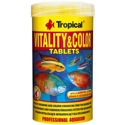 Tropical Vitality & Color Tablets 50 ml