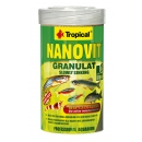 Tropical Nanovit Granulat 250 ml