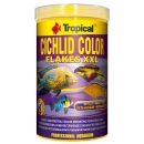 Tropical Cichlid Color XXL Flockenfutter 1 Liter