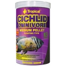 Tropical Cichlid Omnivore Medium Pellet