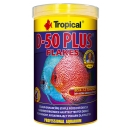 Tropical Discus D-50 Plus Flockenfutter 1 Liter