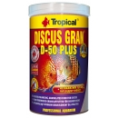 Tropical Discus Gran D-50 Plus Granulatfutter 100 ml