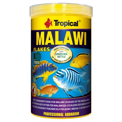 Tropical Malawi Flakes 21 Liter