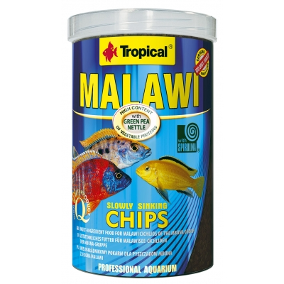 Tropical Malawi Chips 5 Liter