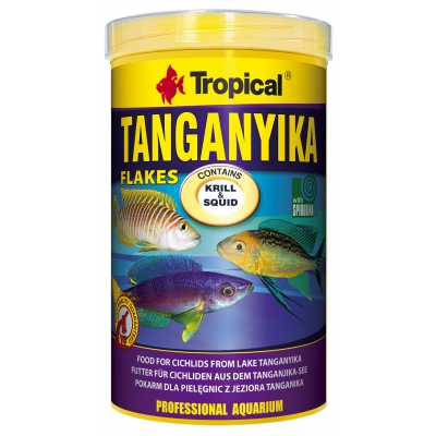 Tropical Tanganyika 21 Liter