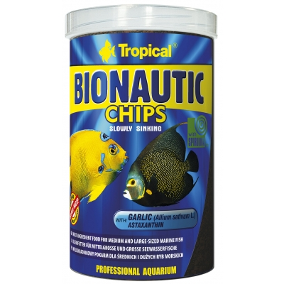 Tropical Bionautic Chips 250 ml