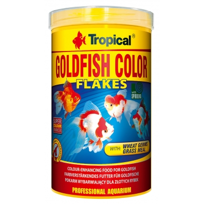 Tropical Goldfish Color 250 ml