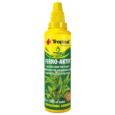 Tropical Ferro-Aktiv Eisendünger 50 ml