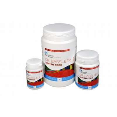 Dr. Bassleer Biofish Food Regular M 150 g