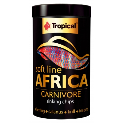 Tropical Soft Line Africa Carnivore S 100 ml