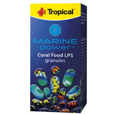 Tropical Marine Power Coral Food LPS Granules