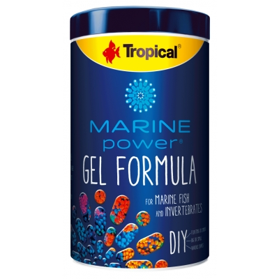 Tropical Gel Formula for Marine Fish and Invertebrates 35 g