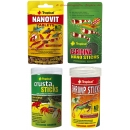 Tropical 4 Sorten Garnelenfutter Mix