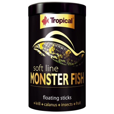 Tropical Soft Line Monster Fish 1000 ml