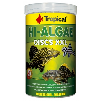 Tropical Hi-Algae Discs XXL 5 Liter