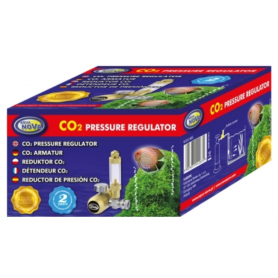 Aqua Nova Gold Series CO2 Regler