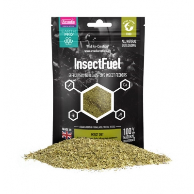 EarthPro Insect Fuel - Insektennahrung